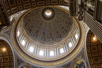 "art, ""christine lewis photography"", decor, fine, home, italy, rome, the, travel, vatican, st peters basilica, HDR"