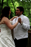 "chattanooga, ""christine lewis photography"", tennessee, tn, weddings, nature center, outdoor, natural, professional, wedding dress, tuxedo, reception, tree house"