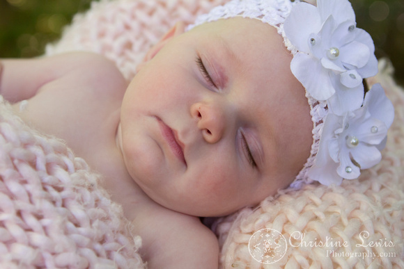 "baby portrait photo shoot, chattanooga, tn, three months old, children, ""Christine Lewis Photography"", outdoor, sleeping"
