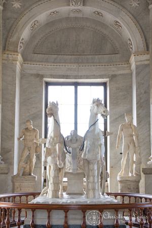 """the vatican museum, statue, Rome, Italy, """"Christine Lewis Photography"""""""