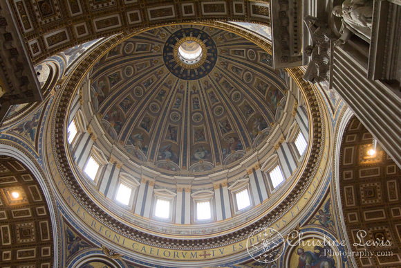 """the vatican, rome, italy, """"Christine Lewis Photography"""", St Peters Basilica"""