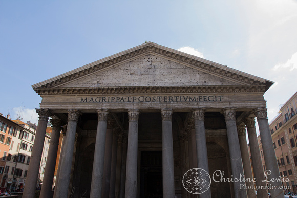 "pantheon, rome, italy, ancient, ""christine lewis photography"", home decor, fint art print"