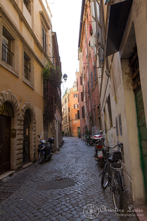 "rome, italy, ""christine lewis photography"", home decor, fint art print, street, bike"