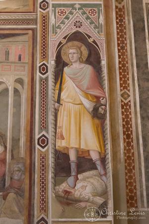 "Florence, Italy, travel, ""christine lewis photography"", fine art print, home decor, santa croce, wall detail"