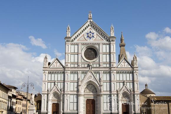 "Florence, Italy, travel, ""christine lewis photography"", fine art print, home decor, santa croce"