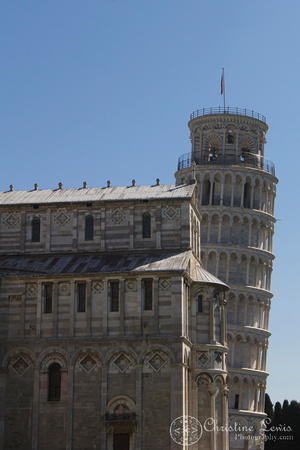 "leaning tower of pisa, italy, travel, bell, ""christine lewis photography"", home decor, fine art print"