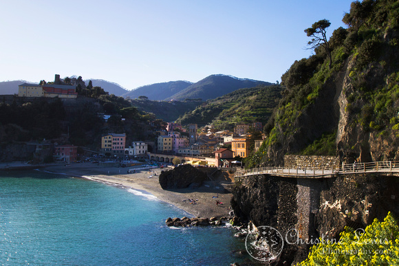 "cinque terre, italy, travel, ""christine lewis photography"", home decor, fine art print, unesco world heritage site, ligurian sea, mediterranean, monterosso al mare"