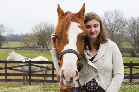 "senior portrait, professional, chattanooga, ooltewah, tn, girl, female, class of 2013, ""christine lewis photography"", outdoor, natural, horse, equine, ranch"