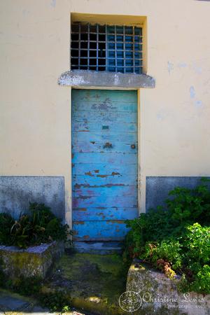 "italy, cinque terre, travel, ""christine lewis photography"", home decor, fine art, riomaggiore, mediterranean, ligurian coast, sea, door, blue"