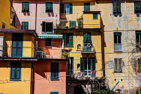 """italy, cinque terre, travel, """"christine lewis photography"""", home decor, fine art, riomaggiore, mediterranean, ligurian coast, sea"""