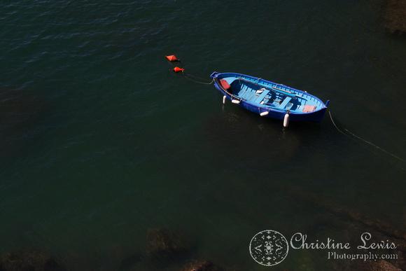 """italy, cinque terre, travel, """"christine lewis photography"""", home decor, fine art, riomaggiore, mediterranean, ligurian coast, sea, boat, blue"""