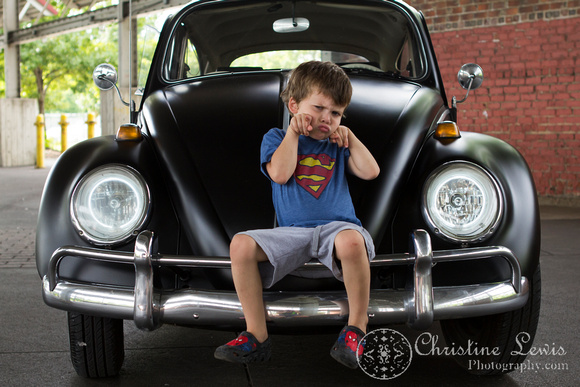 "superman photo shoot, portrait, five years old, boy, chattanooga, tn, ""christine lewis photography"""
