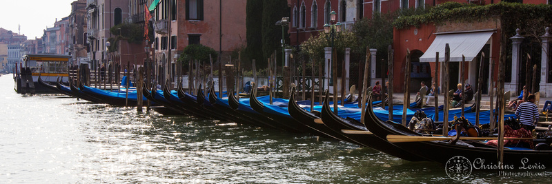 "venice, italy, travel, photography, ""christine lewis photography,"" home decor, fine art print, boat, grand canal, gondolas"