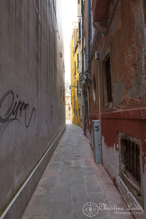 "venice, italy, travel, ""christine lewis photography"", fine art print, home decor, alley"