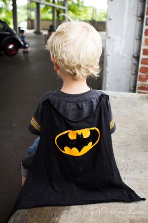 "batman photo shoot, portrait, toddler, three years old, boy, chattanooga, tn, ""christine lewis photography"", cape"