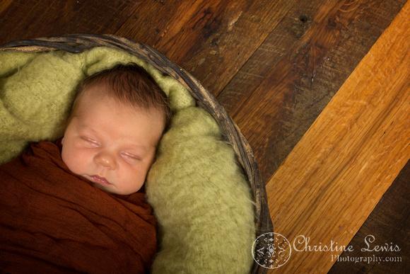 "newborn portrait photo shoot, baby boy, chattanooga, tn, ""christine lewis photography"""