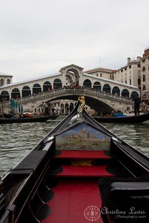 "italy, venice, travel, ""christine lewis photography,"" home decor, fine art print, gondola ride, rialto bridge, the grand canal"