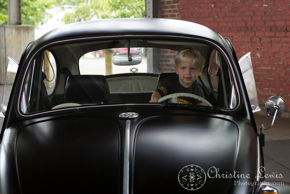 "batman photo shoot, portrait, toddler, three years old, boy, volkswagon beetle bug, black, chattanooga, tn, ""christine lewis photography"""