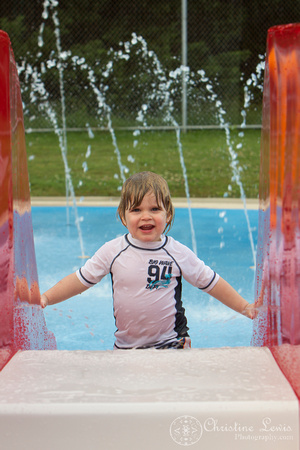 "children portrait photographer chattanooga tn warner park spray and play ""christine lewis photography"" birthday party boy two year old toddler"