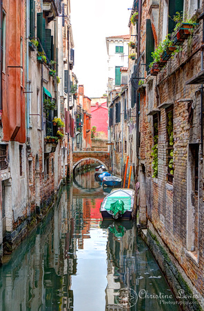 "italy, venice, travel, ""christine lewis photography,"" home decor, fine art print, green, bridge, canal"