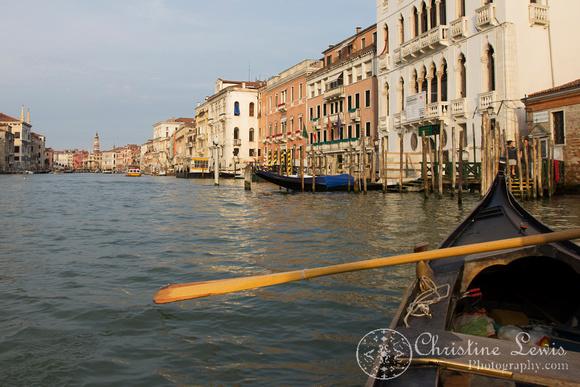 "venice, italy, travel, photography, ""christine lewis photography,"" home decor, fine art print, boat, grand canal, gondola, gondolier"
