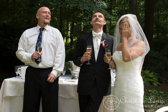 "professional wedding photography, Chattanooga, tn, Atlanta, ""Christine lewis photography"", reception, toast"