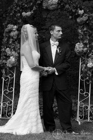 "Atlanta wedding, ""Christine lewis photography"" Chattanooga, TN, professional, bride and groom, ceremony"