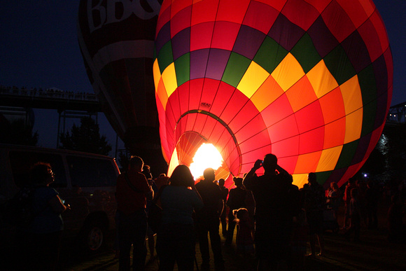 "chattanooga, dark, fire, ""hot air balloons"", night, ""river rocks"", tennessee"