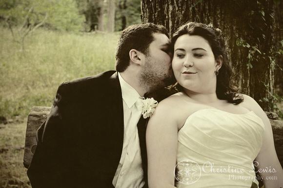 Christina lewis wedding