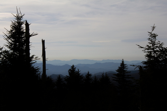 """""""Blue Ridge Parkway"""", """"Christine Lewis Photography,"""", Parkway, art, decor, fine, home, mountains, outdoor, overlook, photography, print, scenic, silhouette"""