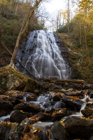 """Blue Ridge Parkway"", ""Christine Lewis Photography,"", Parkway, art, decor, fine, home, outdoor, photography, print, scenic, crabtree falls, waterfall, time lapse exposure"