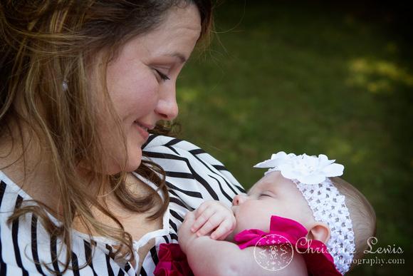 "baby portrait photo shoot, chattanooga, tn, three months old, children, ""Christine Lewis Photography"""