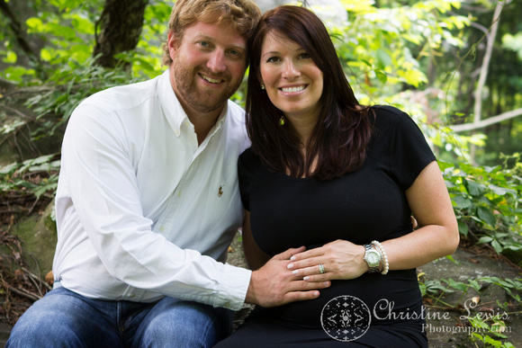 "maternity session photo shoot portraits chattanooga, tn ""christine lewis photography"" natural outdoor"