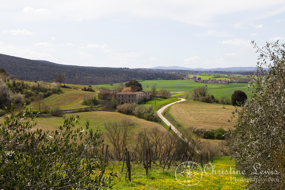 "Monteriggoni, castle, chianti, tuscany, italy, travel, ""christine lewis photography"", fine art print, home decor"