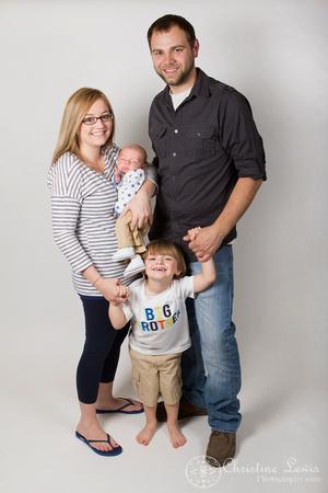 "family portrait, professional, hixson, chattanooga, tn, ""christine lewis photography"", studio, newborn"