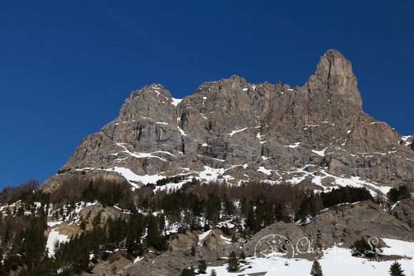 france, alps, bourg d